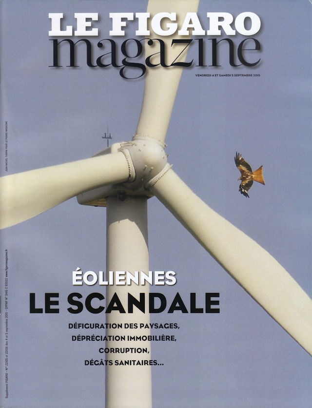 Industrial Wind Turbines, the Scandal - Spoiling the countryside, devaluation of property, corruption, health impacts...
