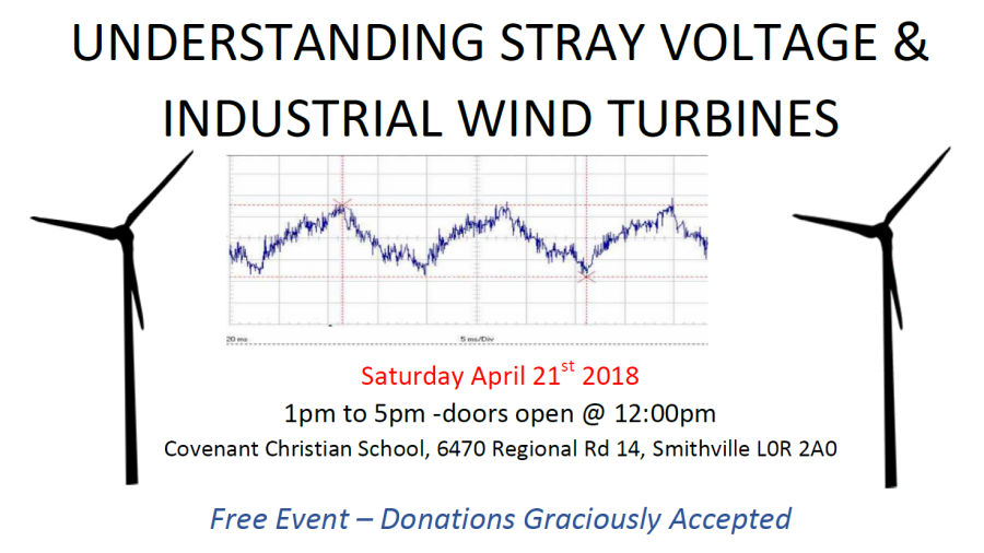 Super Understanding Stray Voltage Industrial Wind Turbines Friends Wiring 101 Photwellnesstrialsorg