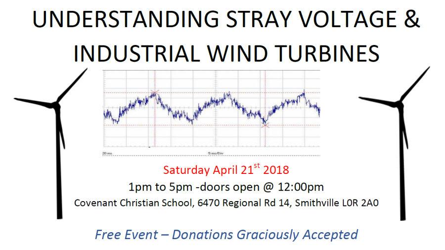 Peachy Understanding Stray Voltage Industrial Wind Turbines Friends Wiring Digital Resources Millslowmaporg