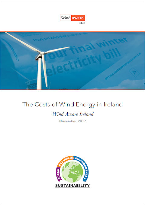 The Costs of Wind Energy in Ireland
